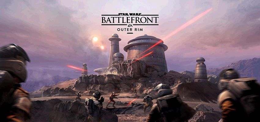 Borde Exterior DLC Star Wars Battlefront