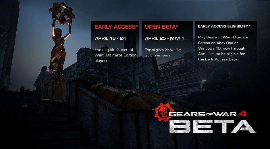 Gears of War 4 multijugador