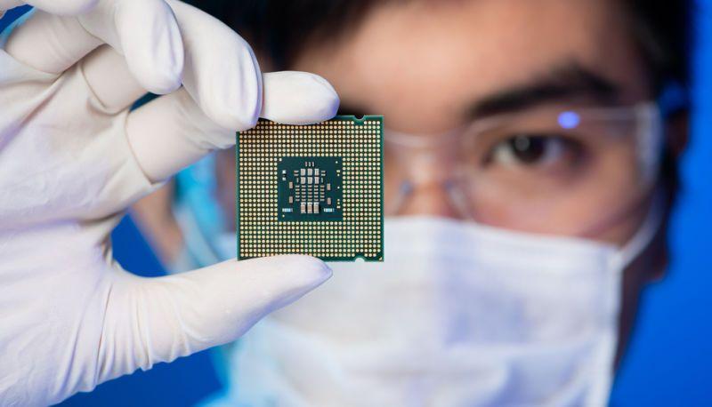 Intel Ley de Moore