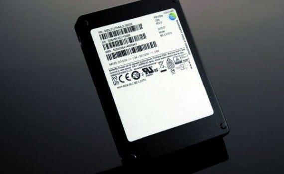 Samsung SSD de 16 TB de capacidad