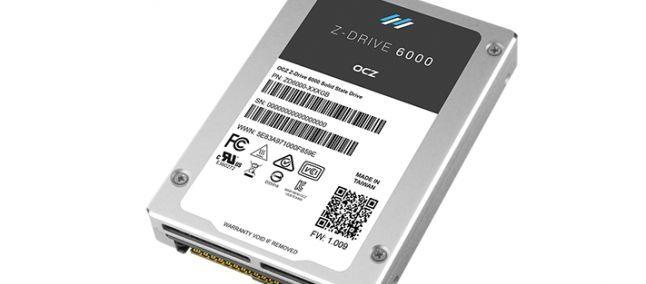 Toshiba OCZ Dual-Port SSD Z-Drive 6000 6300