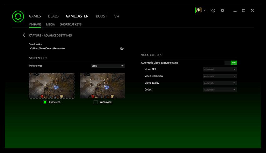Razer lanza la versión final de su software streaming