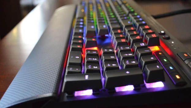 Corsair teclados MX Speed