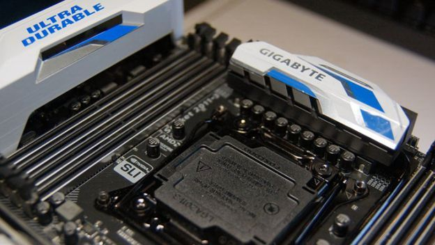 Gigabye placas base X99