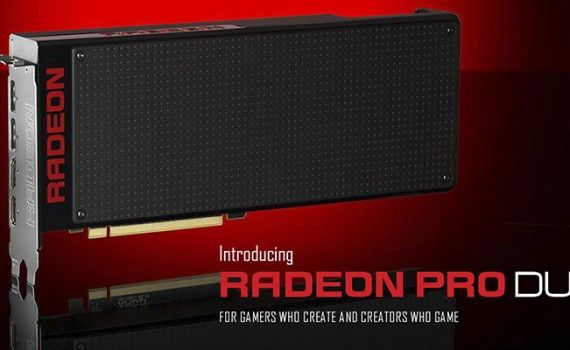 Radeon Duo Pro de AMD