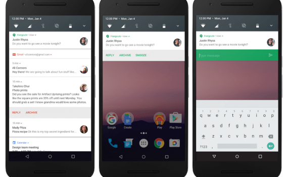 Android N Preview 3