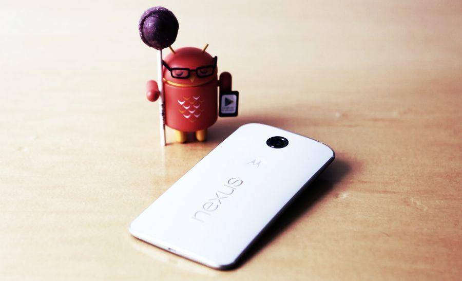 Actualizaciones OTA para los Nexus, liberadas por Google