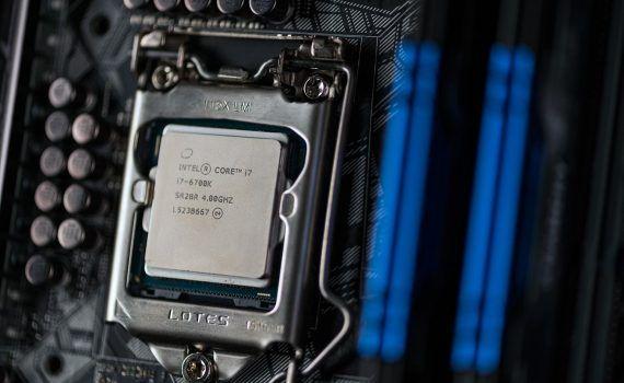 Intel Core i7-7700K Kaby Lake