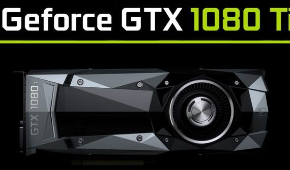 Nvidia GeForce GTX 1080 Ti chip GP102