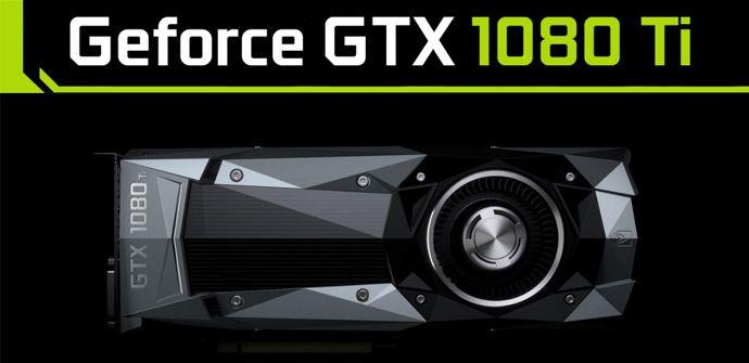 Nvidia GeForce GTX 1080 Ti chip GP102