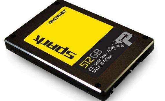 Patriot SSD Spark Viper DDR4 SODIMM 1