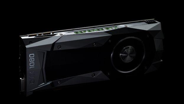GeForce GTX 1080 ventiladores