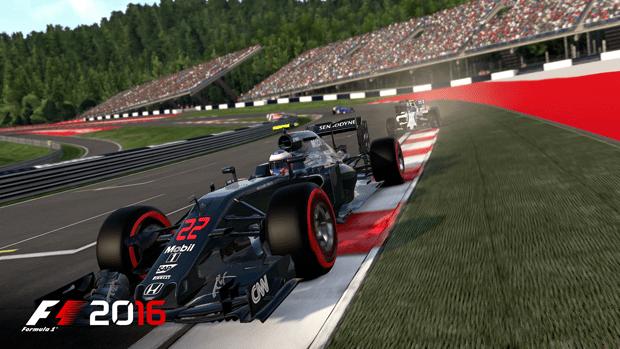 F1 2016 trailer