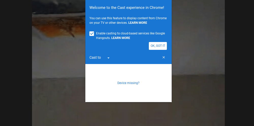 Google Chrome 51 soporte nativo Chromecast