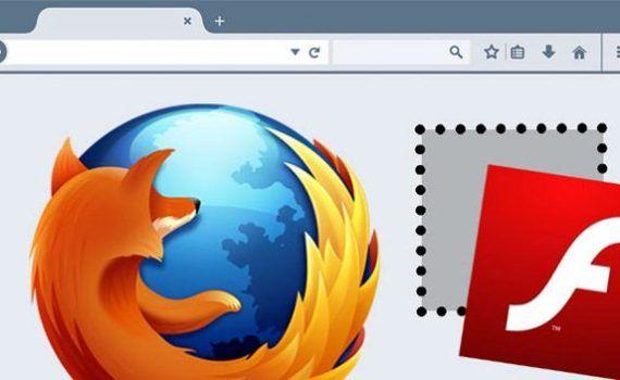 Mozilla Firefox Flash