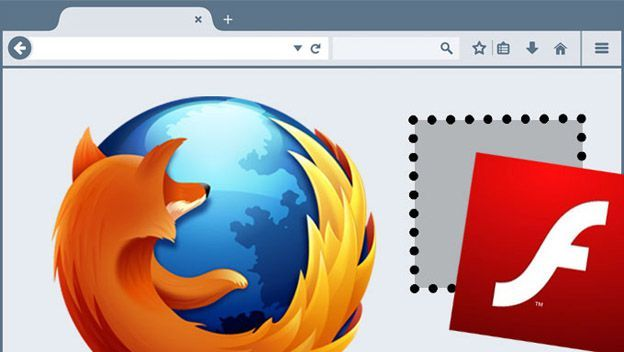 Mozilla Firefox Flash