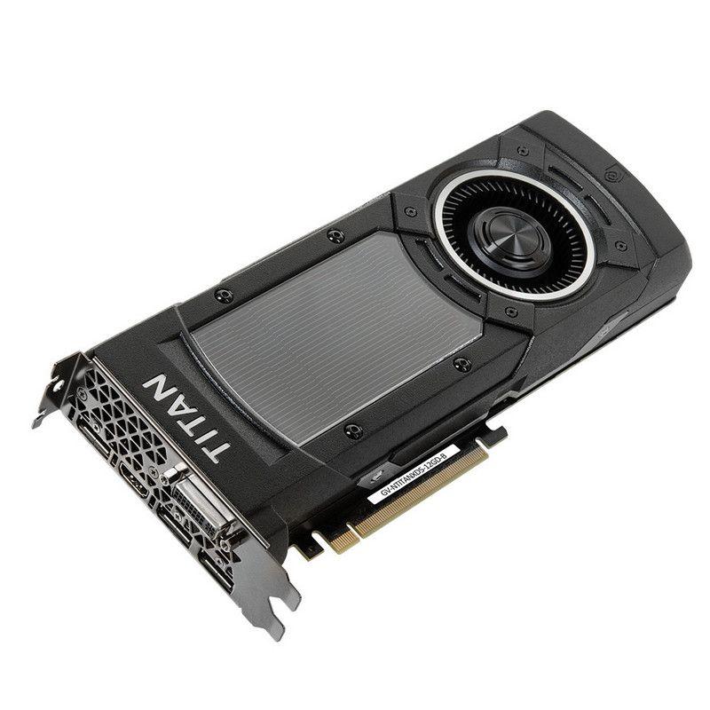 NVIDIA GeForce GTX Titan P Gamescom