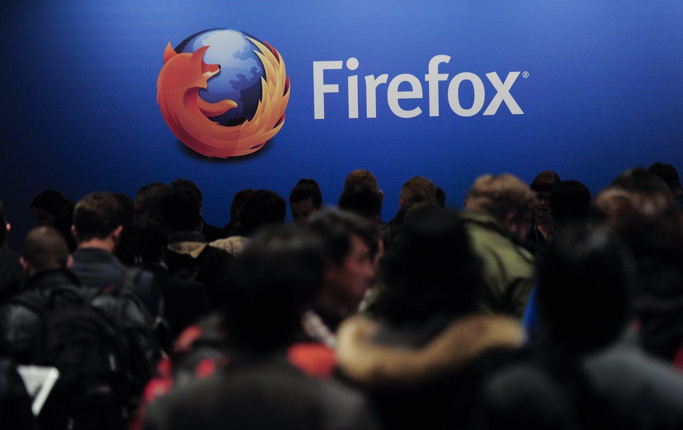 Mozilla Firefox cierres inesperados
