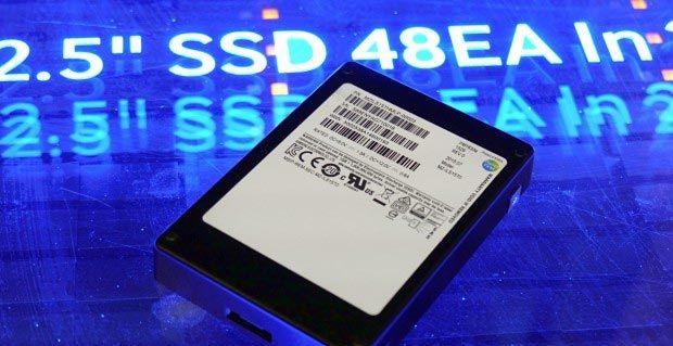 Seagate SSD 60 TB