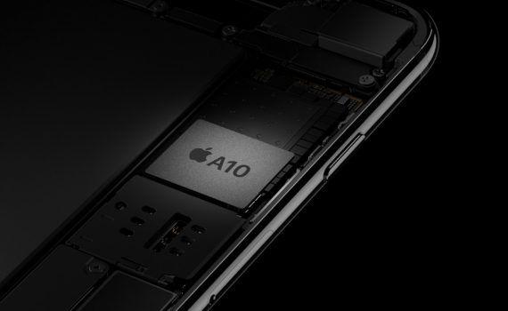 Apple iPhone 7 chip Intel