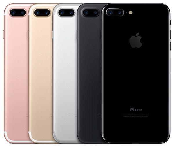 iPhone 7 Plus 3 GB RAM