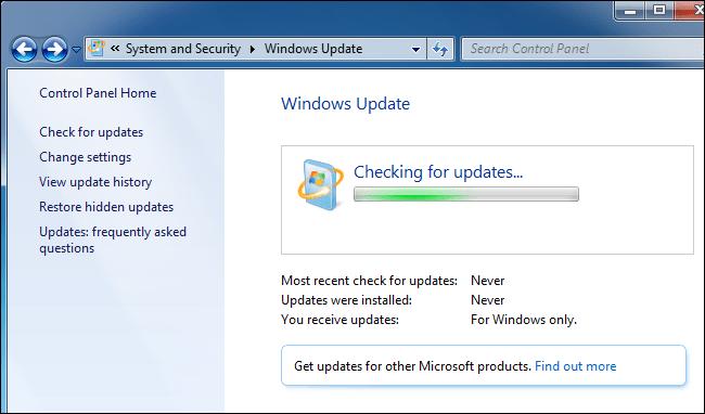 Windows Update Portada