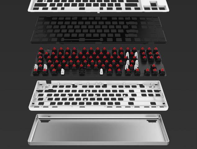 Xiaomi teclado