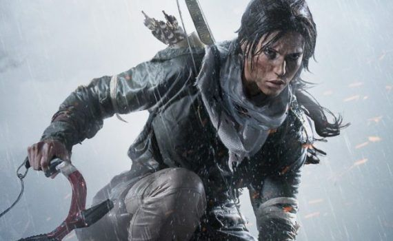 Rise of the Tomb Raider PS4 parche