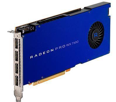 RADEON PRO WX 7100, 5100 y 4100 SERIES