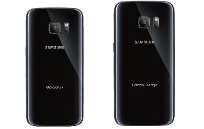 Samsung Galaxy S7 Jet Black