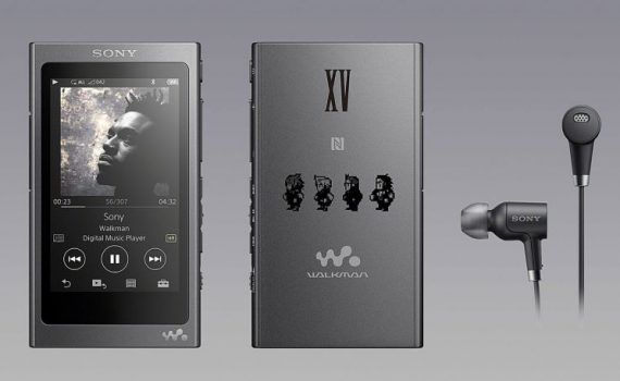 Sony Walkman Final Fantasy XV