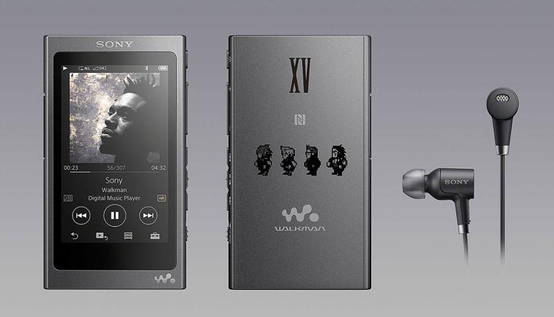 Sony Walkman Final Fantasy XV