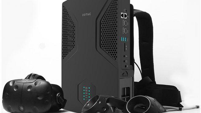 Zotac VR Go PC