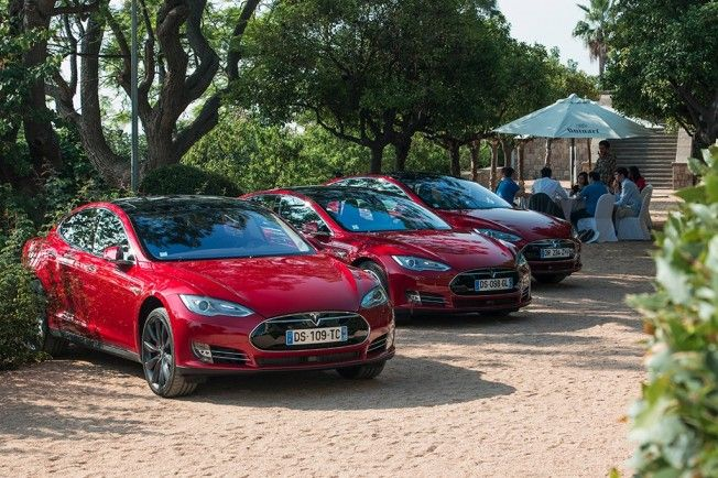 Coches eléctricos Tesla España