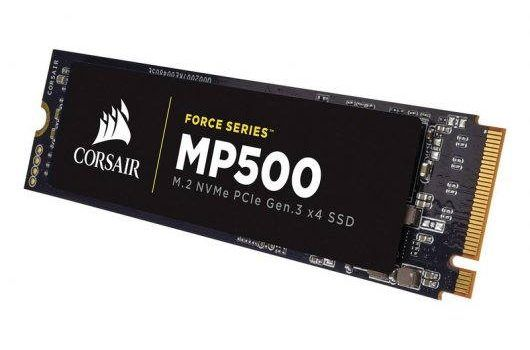 Corsair SSD MP500