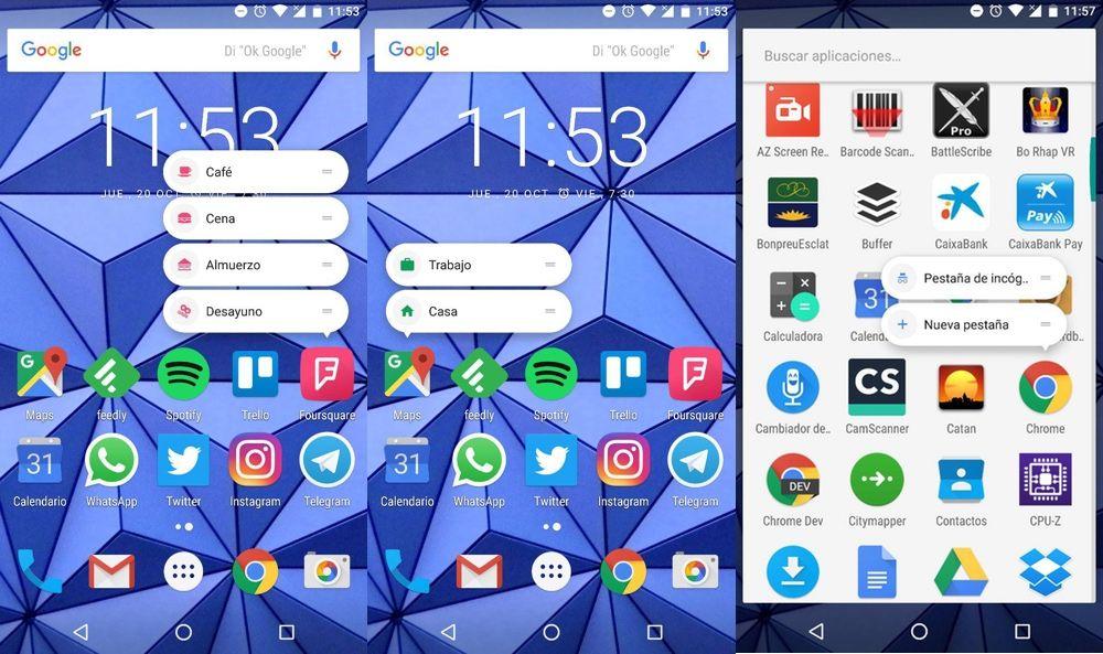 Google Android 7.1.1 Nougat Nexus Pixel