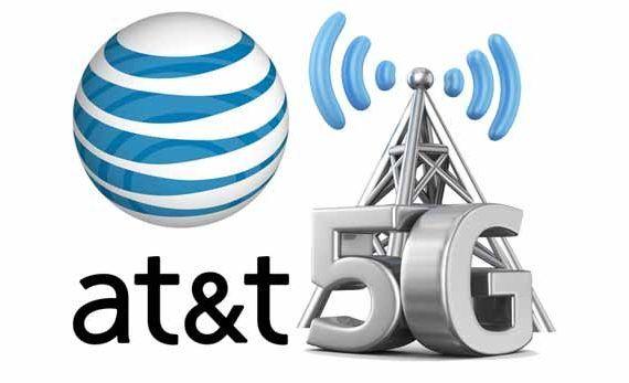 Intel AT&T 5G