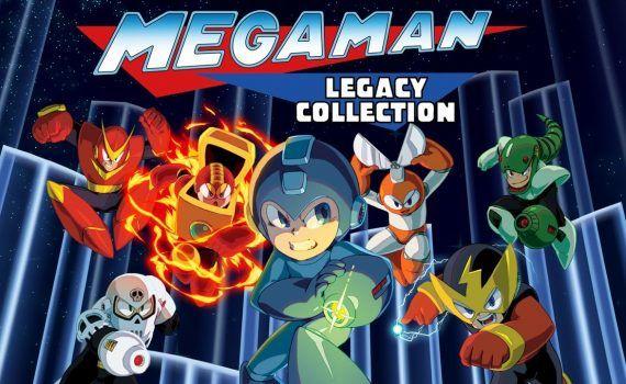 Megaman Android iOS 1