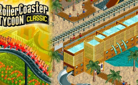 RollerCoaster Tycoon Classic iPhone Android