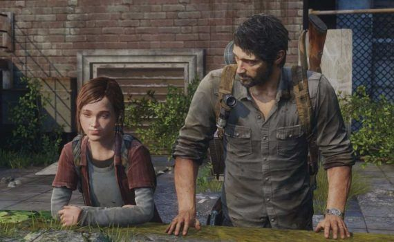 The Last of Us parche PS4 Pro