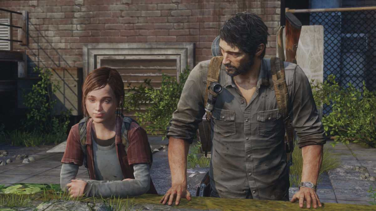 The Last of Us parche PS4 Pro