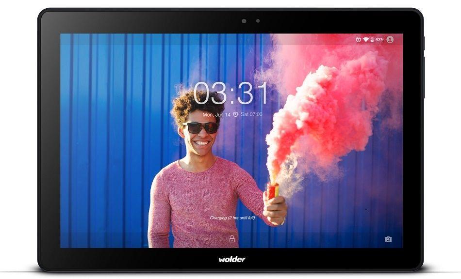 Wolder miTab Pro+