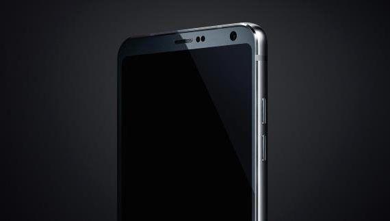 LG G6 pantalla
