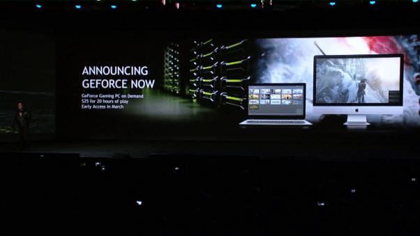 NVIDIA GeForce CES 2017