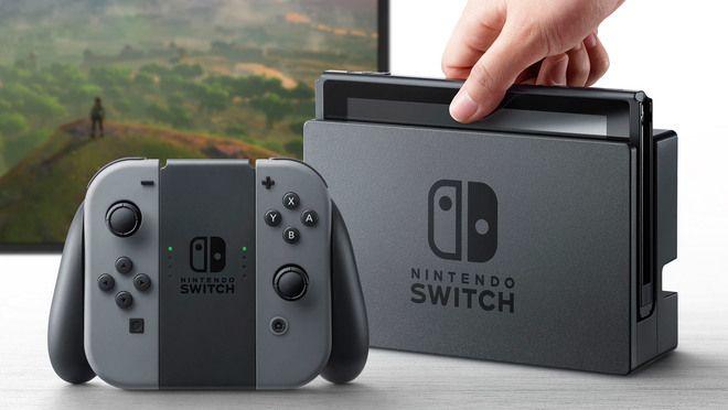 Nintendo Switch precio fecha de lanzamiento
