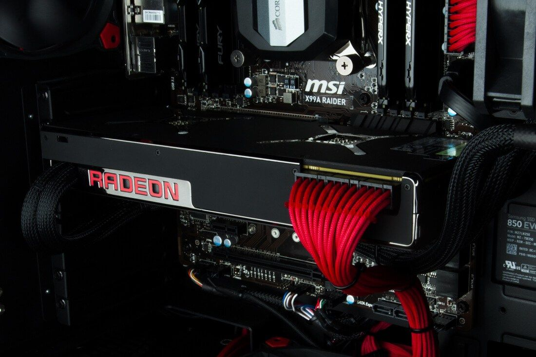 Precios Radeon Pro Duo