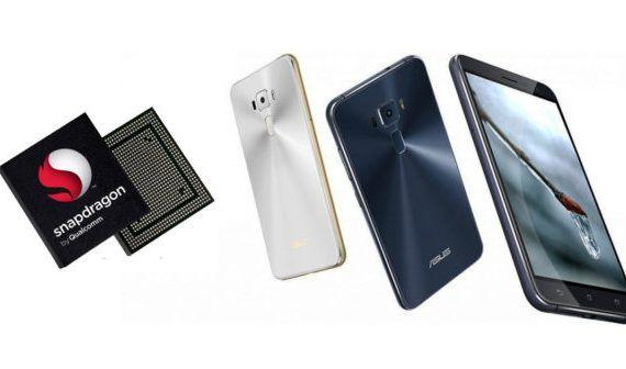 Snapdragon 835 Asus Zenfone 3