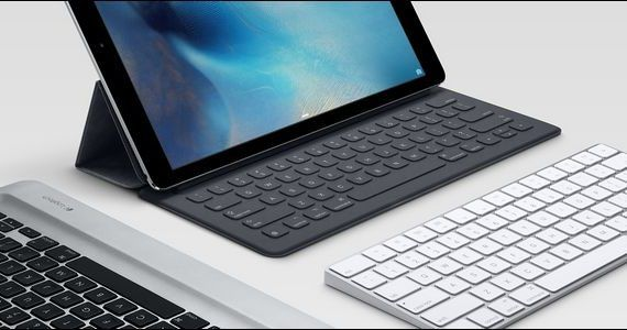 Teclado Bluetooth iPad Portada 2
