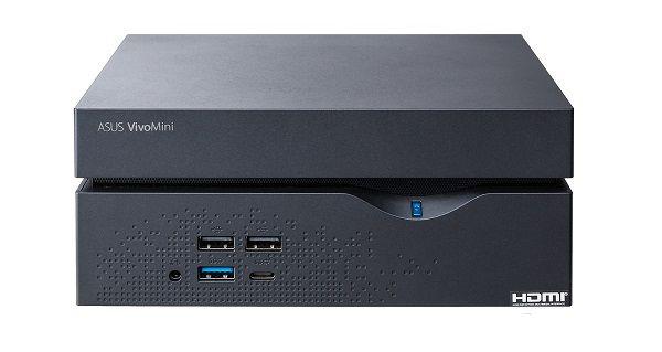 Asus VivoMini VC66R y VivoMini VC66