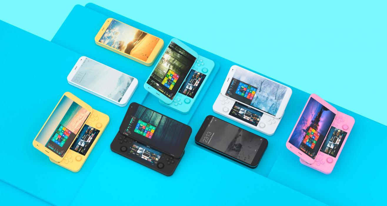 Consola portátil PGS Portable Gaming System